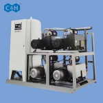 Medical Gas Pipeline System Vacuum / Suction Source Equipment Four Vacuum Pumps Station (Quadraplex Structure)