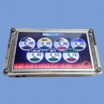 Display Type Area / Zone Medical Gases Alarm Unit